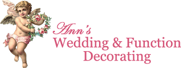 Ann's Wedding and Function Decorating - Goulburn -